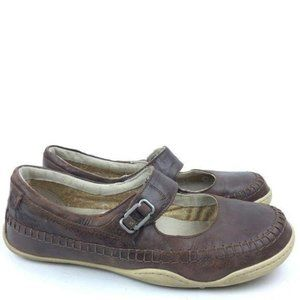 Timberland Earthkeepers Flats Size 8 39 Leather